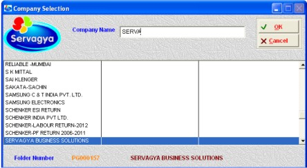 Servagya : Payroll Software - Complete Payroll with PF, ESI